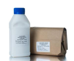 Пластикрит (Plasticrete) - акриловая смола цвет белый