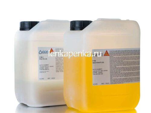 Axson F180 (SikaBiresin F180) - жидкий литьевой пластик - 9 кг-0