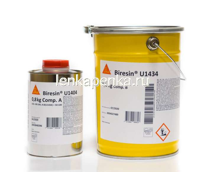 Biresin U1434 - жидкий литьевой полиуретан