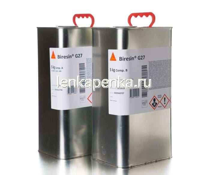Biresin G27 LR - жидкий пластик для литья