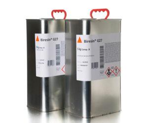 Biresin G27 LR - жидкий пластик для литья - 10 кг-0