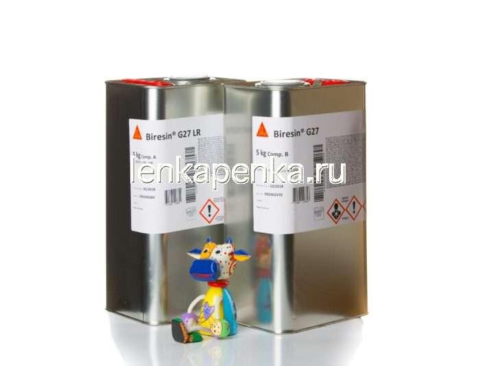 Biresin G27 LR - жидкий литьевой пластик-51