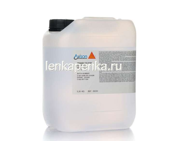 Translux D150 - компонент А (смола)