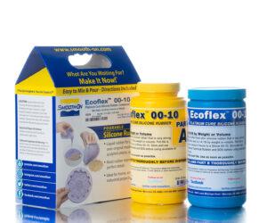 Ecoflex 00-10 - жидкий силикон на платине