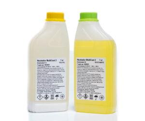 Neukadur MultiCast 2 - жидкий литьевой пластик