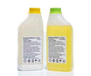 Neukadur MultiCast 4 - жидкий литьевой пластик