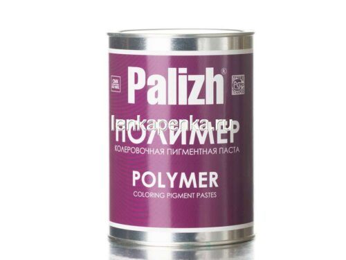 Колер Палиж Полимер О - ультра-черный-0,8 кг-0