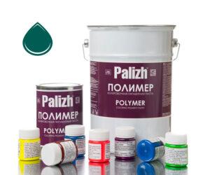 Колер Палиж Полимер U - зеленый