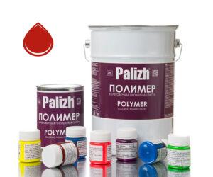 Колер Палиж Полимер U - красный