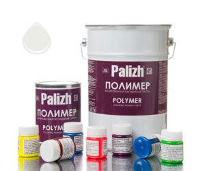 Колер Палиж Полимер U - белый