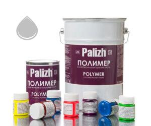 Колер Палиж Полимер О - серебро металлик