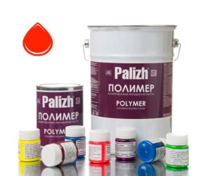 Колер Палиж Полимер О - красный флуоресцентный