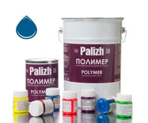 Колер Палиж Полимер U - синий G