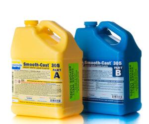 Smooth-Cast 305 - белый жидкий пластик
