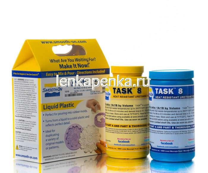 TASK 8 - теплостойкий жидкий полиуретановый пластик