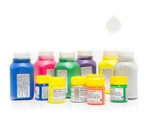 Пигментная паста Палиж UPC - цвет белый перламутровый-0,3 кг-0
