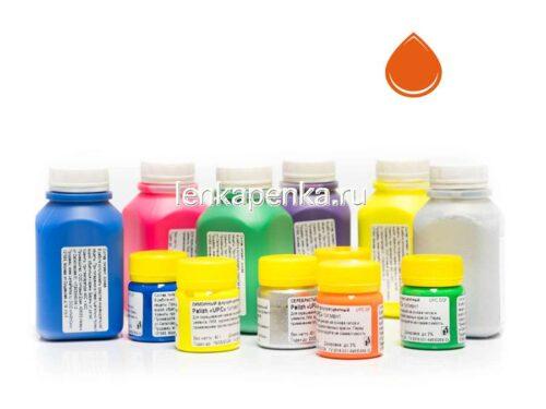 Пигментная паста Палиж UPC - цвет оранжевый светостойкий