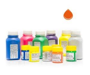 Пигментная паста Палиж UPC - цвет оранжевый светостойкий -40 г-0