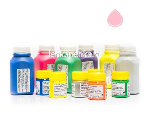 Пигментная паста Палиж UPC - цвет розовый флуоресцентный