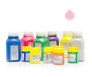 Пигментная паста Палиж UPC - цвет розовый флуоресцентный-0,3 кг-0