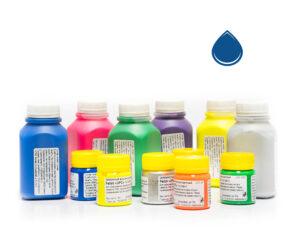 Пигментная паста Палиж UPC - цвет синий-40 г-0