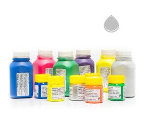 Пигментная паста Палиж UPC - цвет серебристый-40 г-0