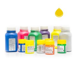 Пигментная паста Палиж UPC - цвет желтый-0