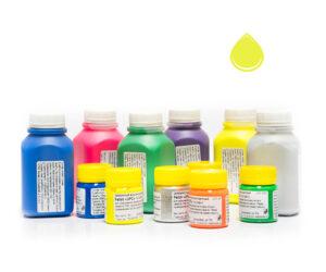 Пигментная паста Палиж UPC - цвет лимонный-0,3 кг-0
